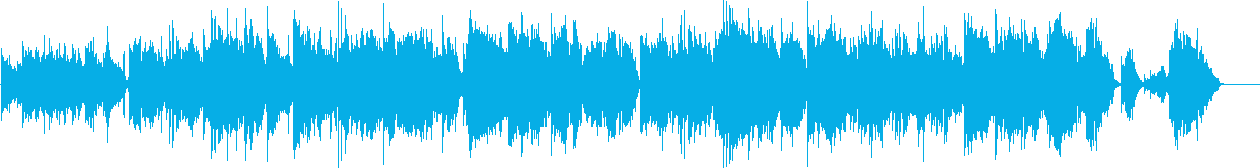 深夜のジャズガラまたはディナースターの再生済みの波形