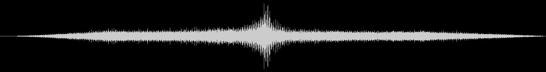 プロフェッショナルリモートコントロ...の未再生の波形