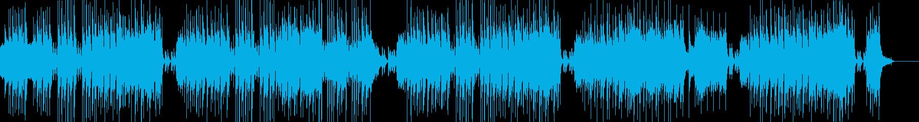 ロマンチックなバーの雰囲気に ドラム有Bの再生済みの波形