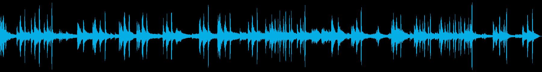 静止ドリルシーケンス、アーマリー、...の再生済みの波形