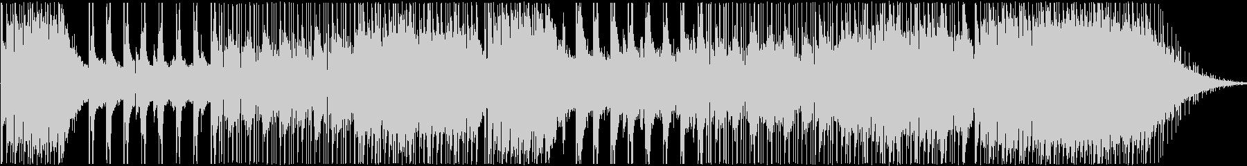 メランコリック。ピアノメイン。の未再生の波形