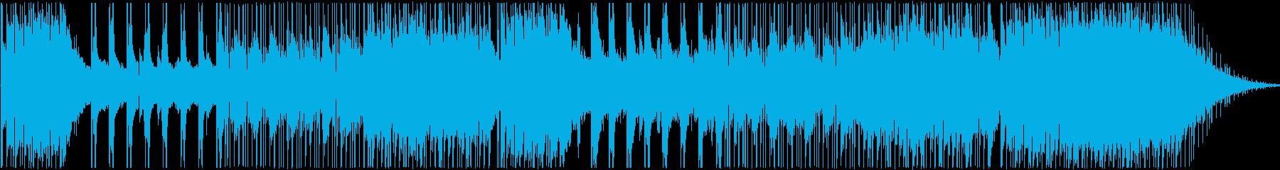 メランコリック。ピアノメイン。の再生済みの波形