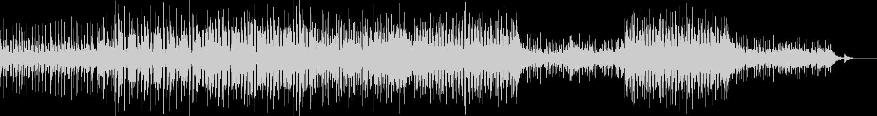 ★kawaiiフューチャーベースPOP3の未再生の波形