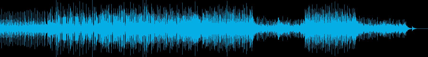 ★kawaiiフューチャーベースPOP3の再生済みの波形