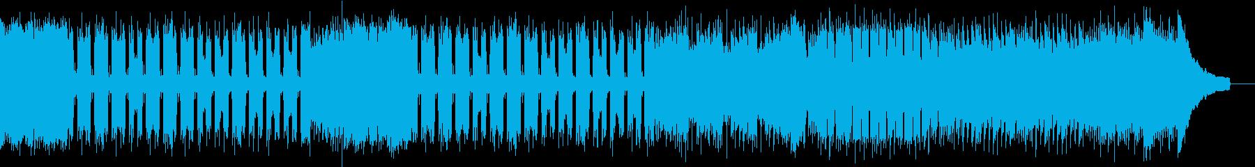 カントリー風ロックギター01Eの再生済みの波形