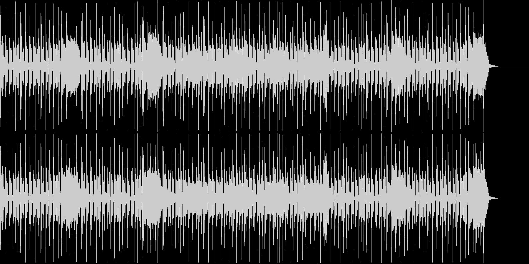 かっこかわいい?トイ系HIPHOPの未再生の波形