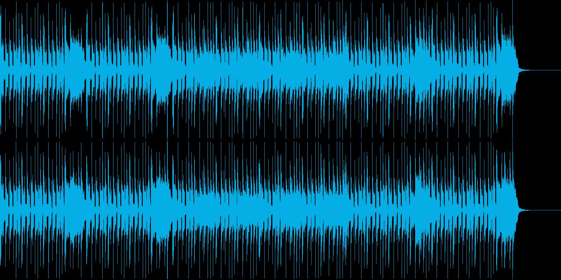 かっこかわいい?トイ系HIPHOPの再生済みの波形