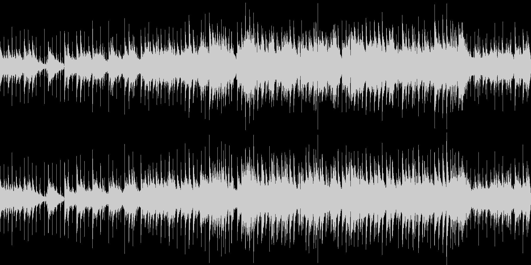 少し切なさのある感動系バラード(ループ)の未再生の波形