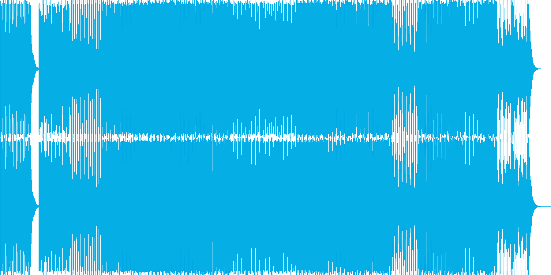 三味線/和楽器/EDM/ワブルベースの再生済みの波形