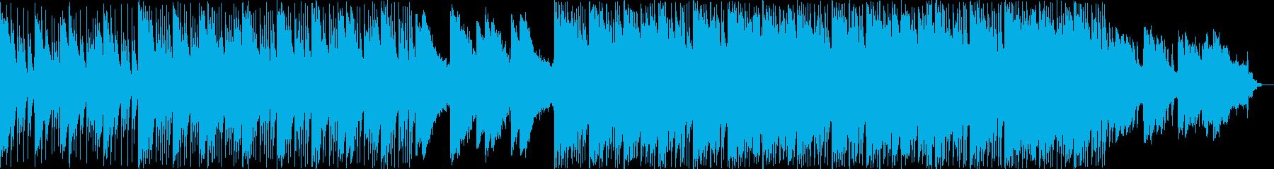 動画 押しつけがましい 技術的な ...の再生済みの波形