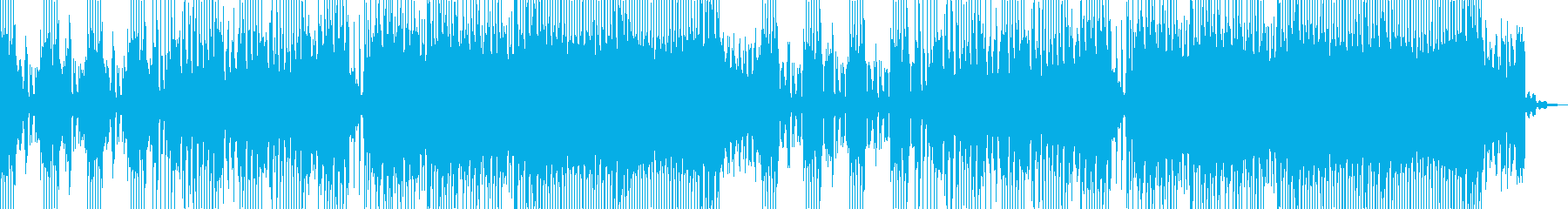 伝統とEDMの融合 三味線EDMの再生済みの波形