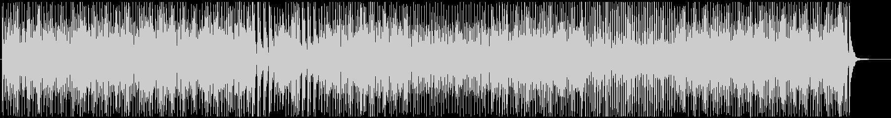 テーマパークジャズ-ポップなディキシー♫の未再生の波形