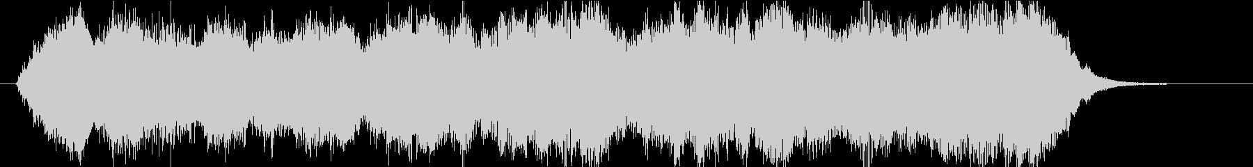 15秒CM 優雅 やさしい クラシックの未再生の波形