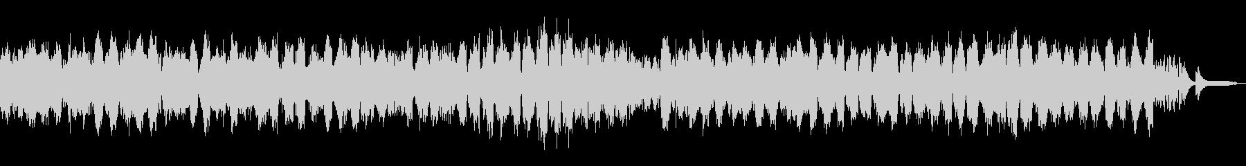 ヒーリングクラシック「春の歌」94の未再生の波形