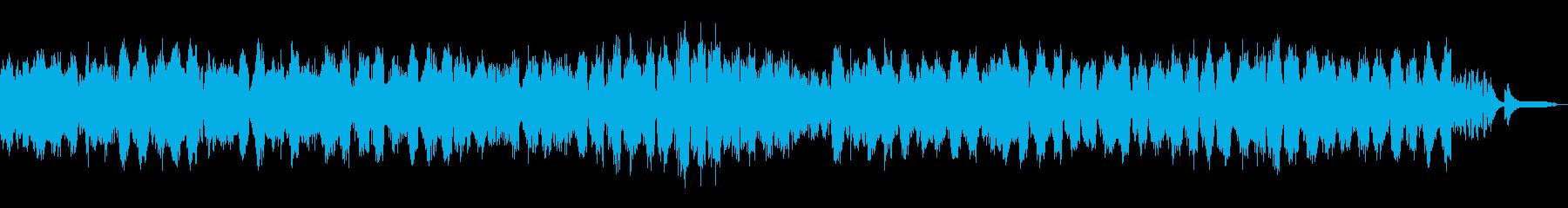 ヒーリングクラシック「春の歌」94の再生済みの波形