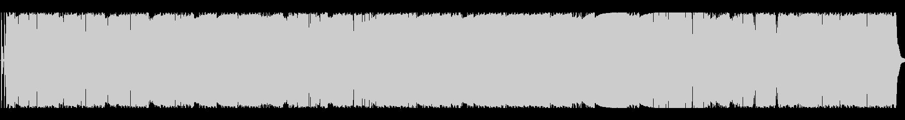 メロディックなポップロックのエレク...の未再生の波形