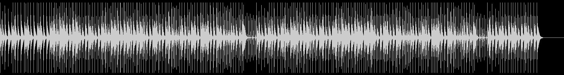 わくわく・ほんわか日常BGM(マリンバ)の未再生の波形