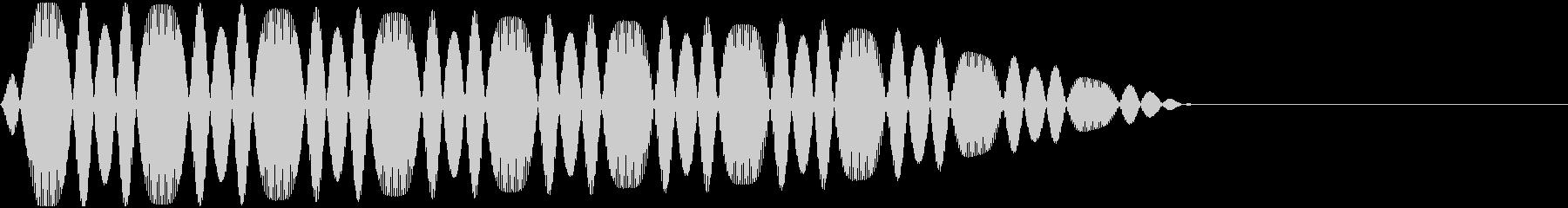 ピロピロ(超音波/レーザー/ファミコンの未再生の波形