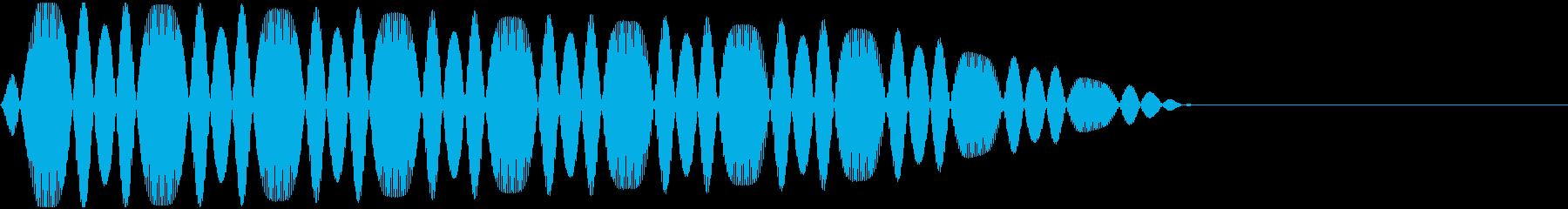ピロピロ(超音波/レーザー/ファミコンの再生済みの波形