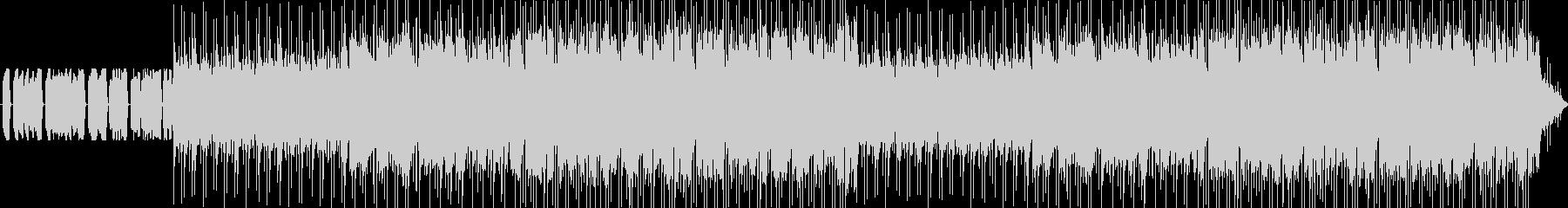 チップチューンによるアニソン風ポップスの未再生の波形
