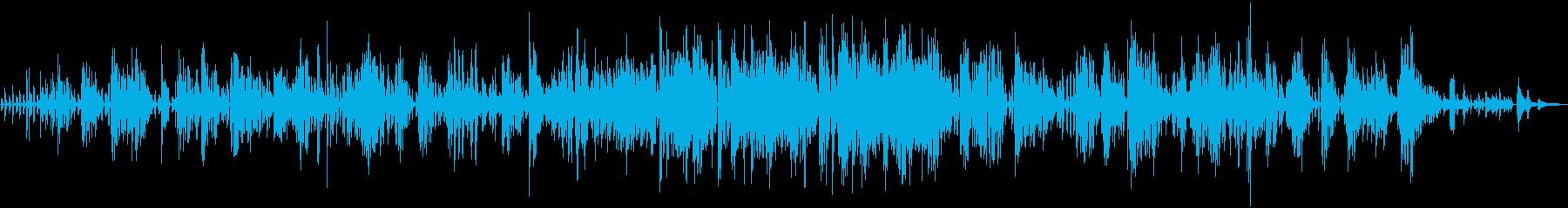 ジャズ 感情的 バックグラウンド ...の再生済みの波形