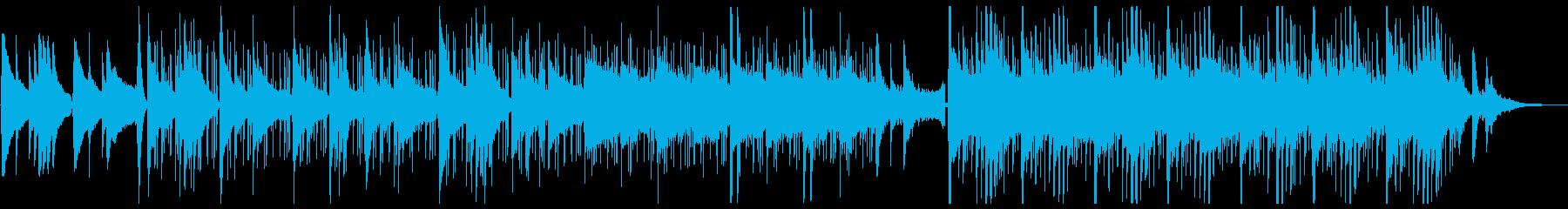 PV】憂鬱、悩み、陰鬱なピアノBGMの再生済みの波形