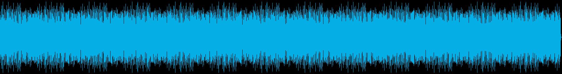 知育・ワルツ・パズル・日常ピアノ46Lの再生済みの波形