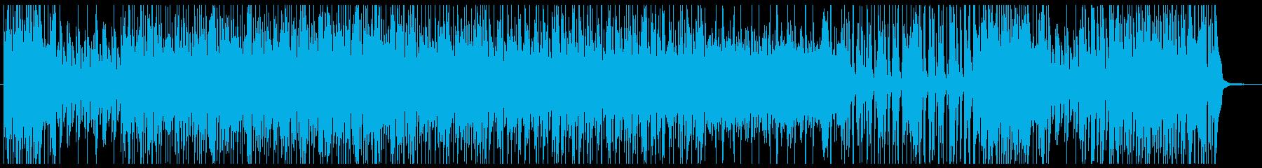 ファンク アンビエント アクティブ...の再生済みの波形