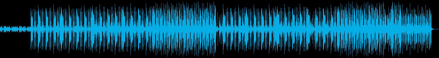 ダーク トラップビートの再生済みの波形