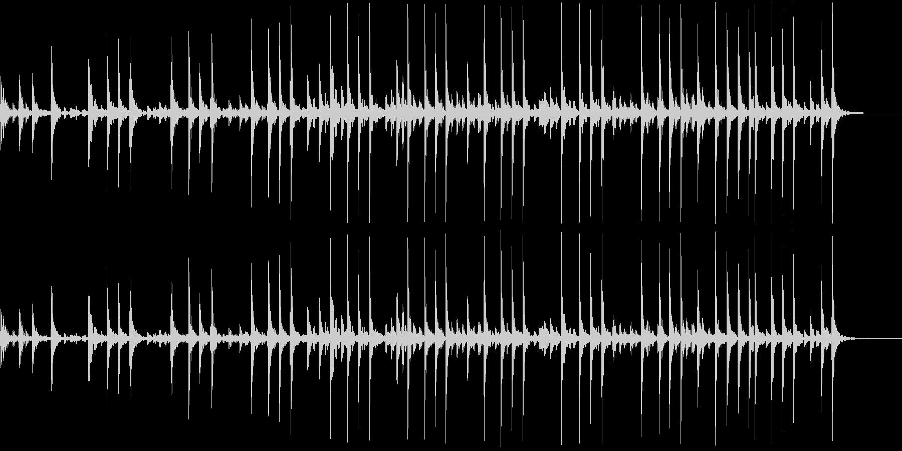低音:リズムビート、漫画コメディパ...の未再生の波形