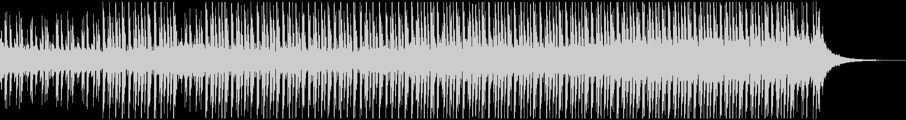 ハッピーアップビート(ショート)の未再生の波形