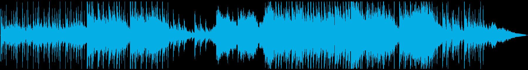 ミディアムテンポの切ないメロの曲ですの再生済みの波形