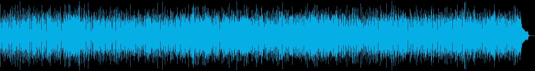 フィドルがかっこいいポルカの再生済みの波形