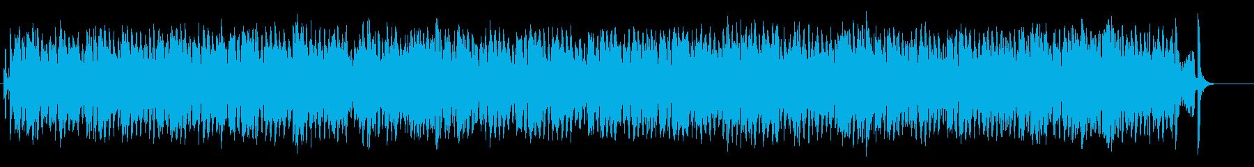 古き良きスタンダードなビッグバンドジャズの再生済みの波形