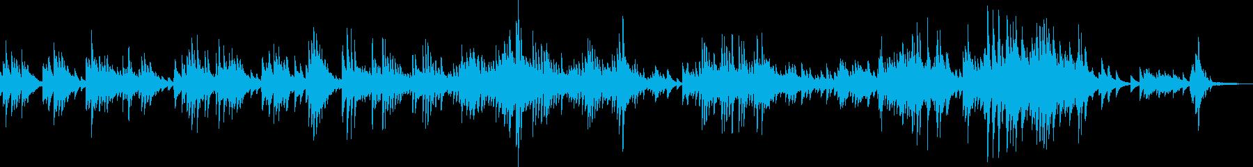 喪失(ピアノソロ・後悔・切ない・涙)の再生済みの波形
