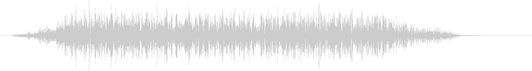 モンスター 悲鳴 46の未再生の波形
