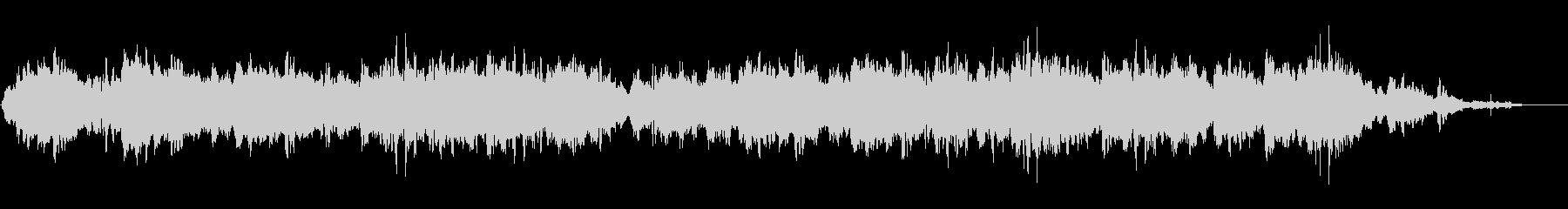 背景音 ホラー 17の未再生の波形