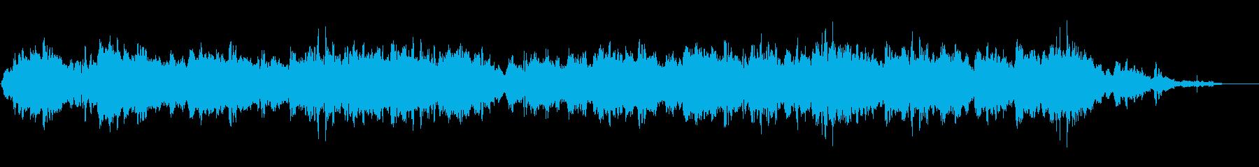 背景音 ホラー 17の再生済みの波形