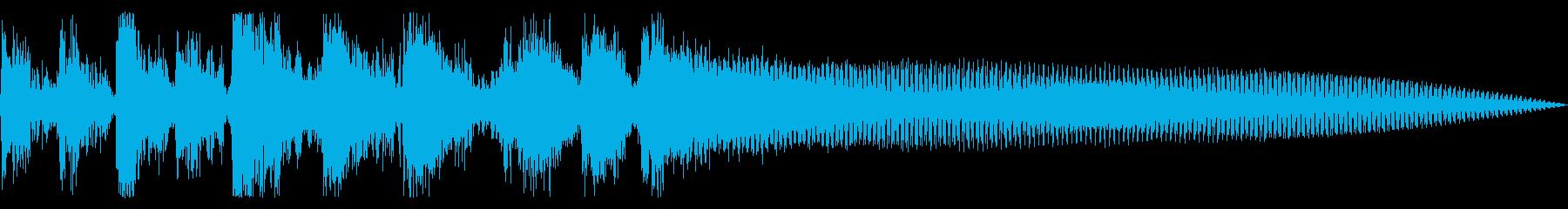 ブルーノ・マーズのアップタウン・フ...の再生済みの波形