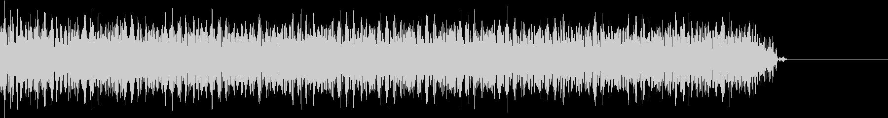 ゲーム、クイズ(ブー音)_014の未再生の波形
