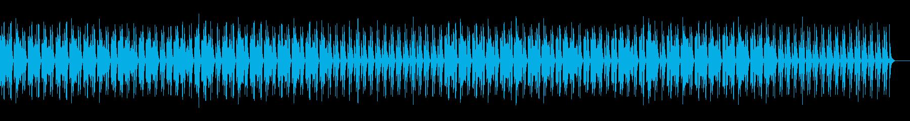 無気力なホルン・マリンバ・コミカルの再生済みの波形