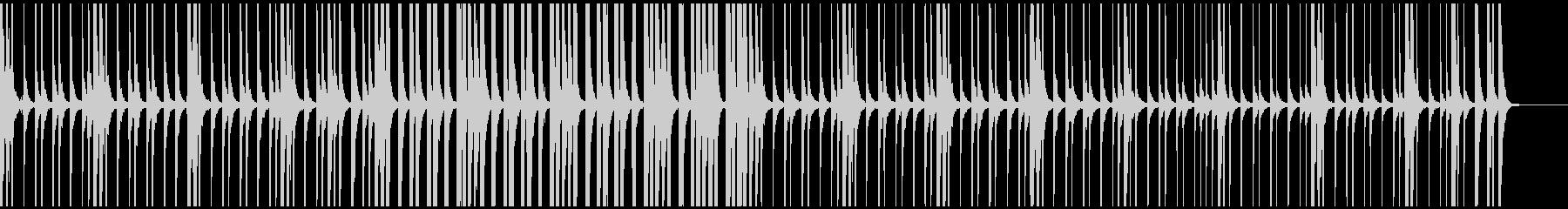 実験的な コーポレート アクティブ...の未再生の波形