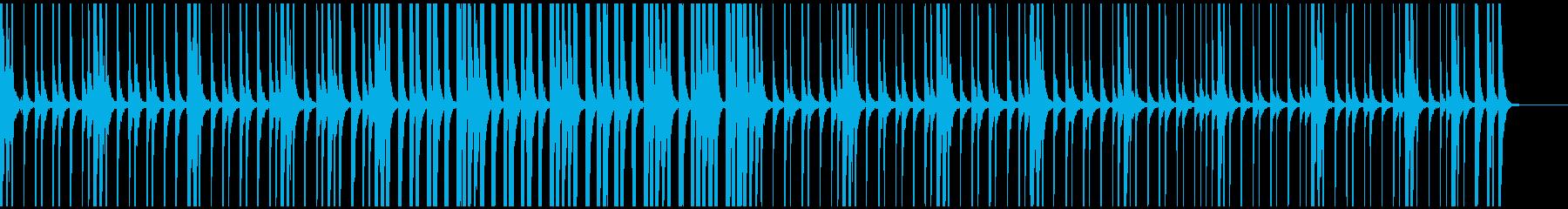 実験的な コーポレート アクティブ...の再生済みの波形