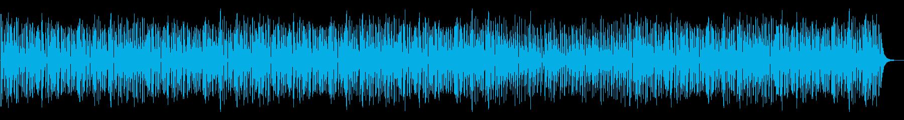 YouTube 口笛・ウクレレ・日常の再生済みの波形