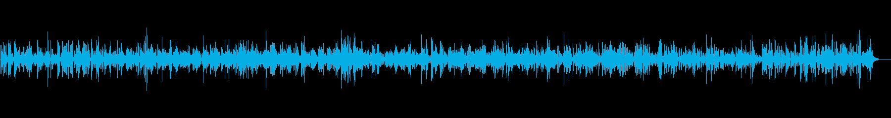 JAZZ|しっとり癒される大人のジャズの再生済みの波形