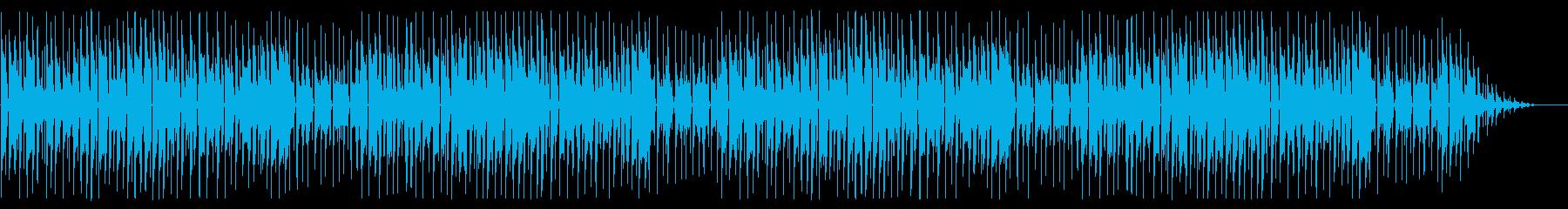 童謡「夕焼け小焼け」脱力系アレンジの再生済みの波形