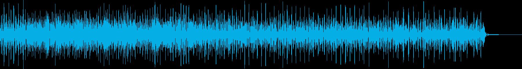 AMGアナログFX23の再生済みの波形