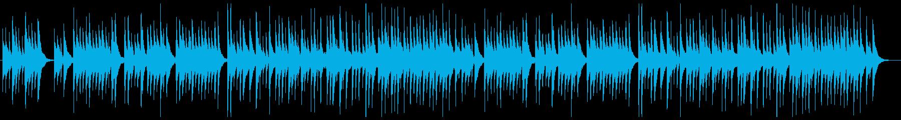 「ロンドンデリーの歌」ウクレレカバーの再生済みの波形
