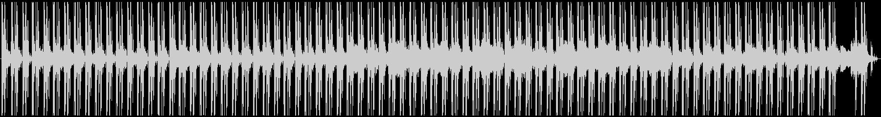 長いピアノのイントロのみ1'30と...の未再生の波形