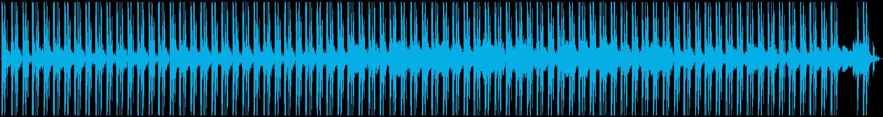 長いピアノのイントロのみ1'30と...の再生済みの波形